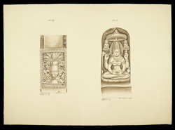 Sculptured panels from the Great Stupa of Amaravati